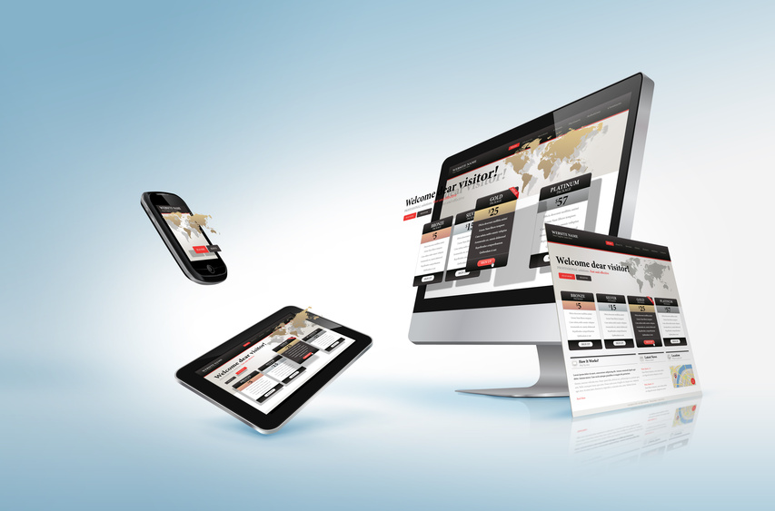 Professional website development