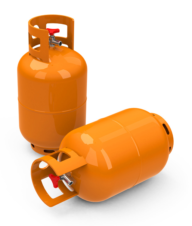 Cost of propane gas