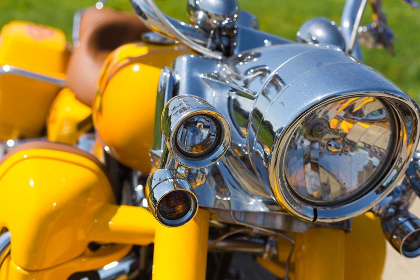Motorcycle sales