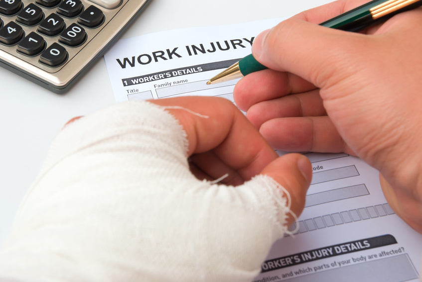 Houston work injury attorney