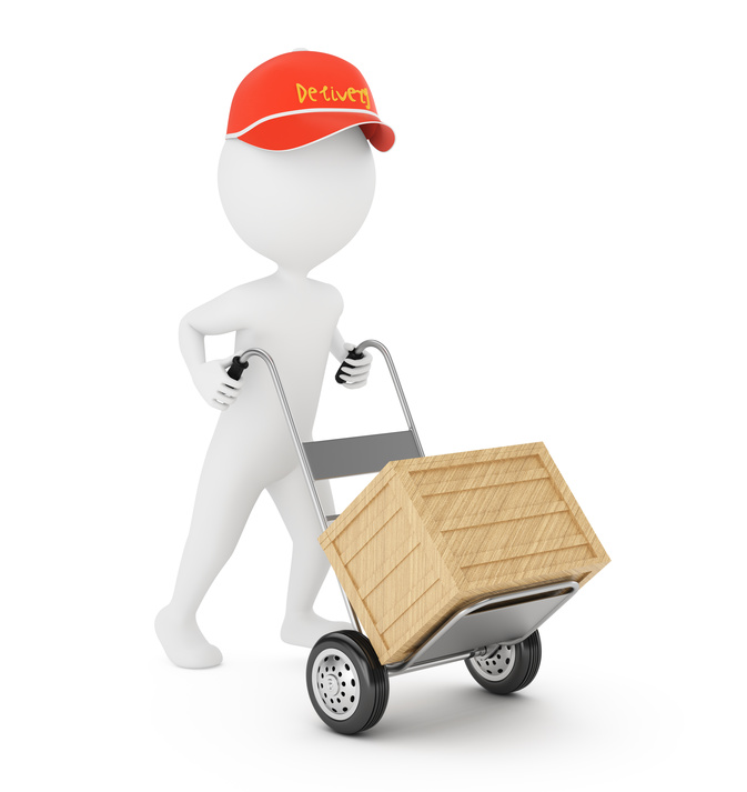 Package delivery services usa