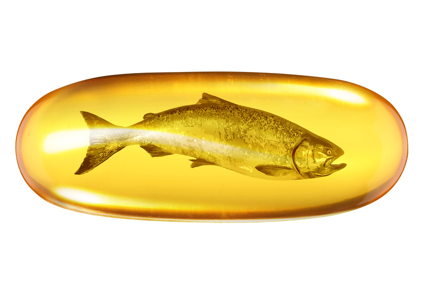 Fish oil with high epa