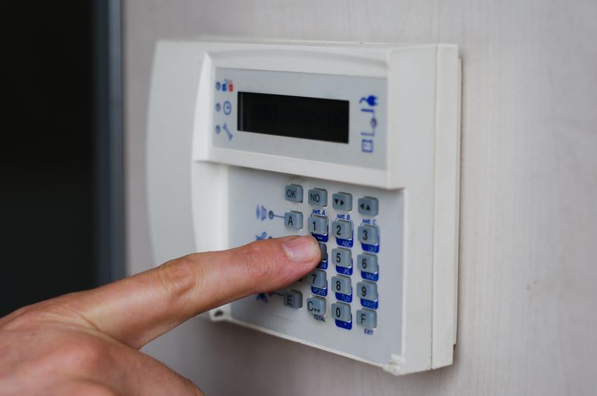 Access control system harrisonburg va