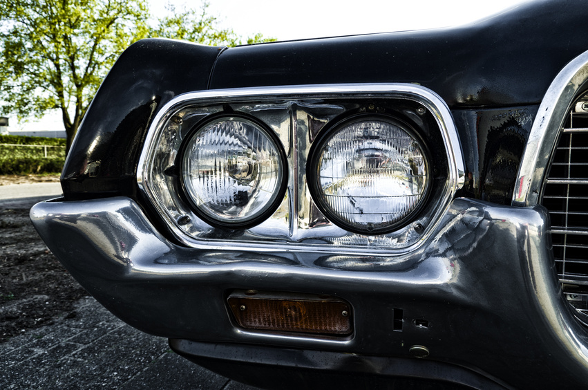 Headlight restoration fort worth