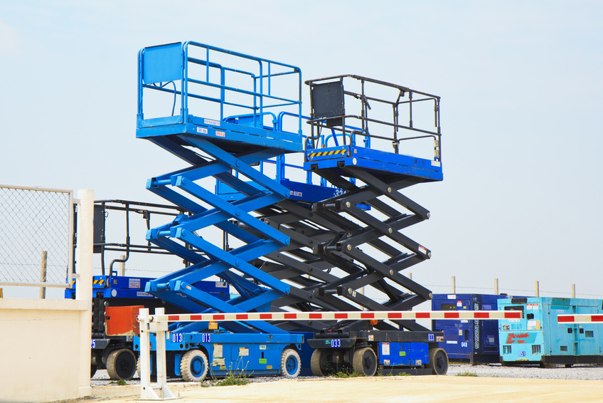 Portable lifting equipment