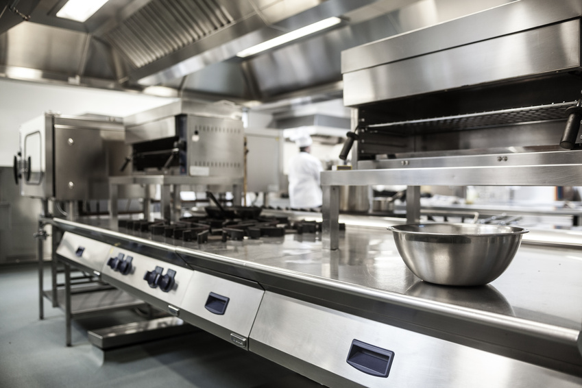 Commercial kitchen ventilation requirements