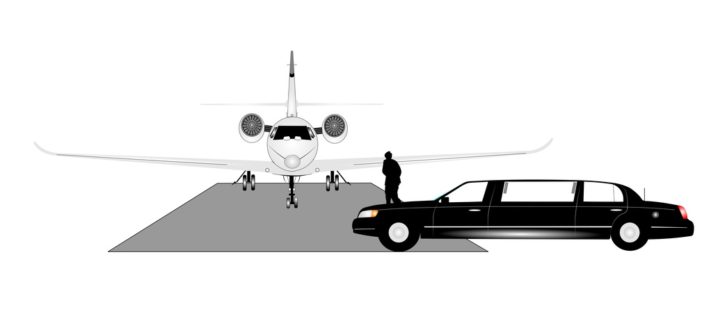 Chauffeured car service