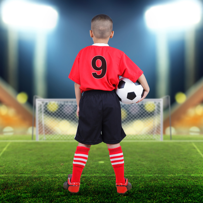 Soccer training tips for kids