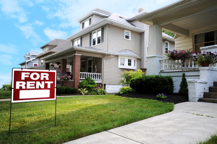 Property management rentals