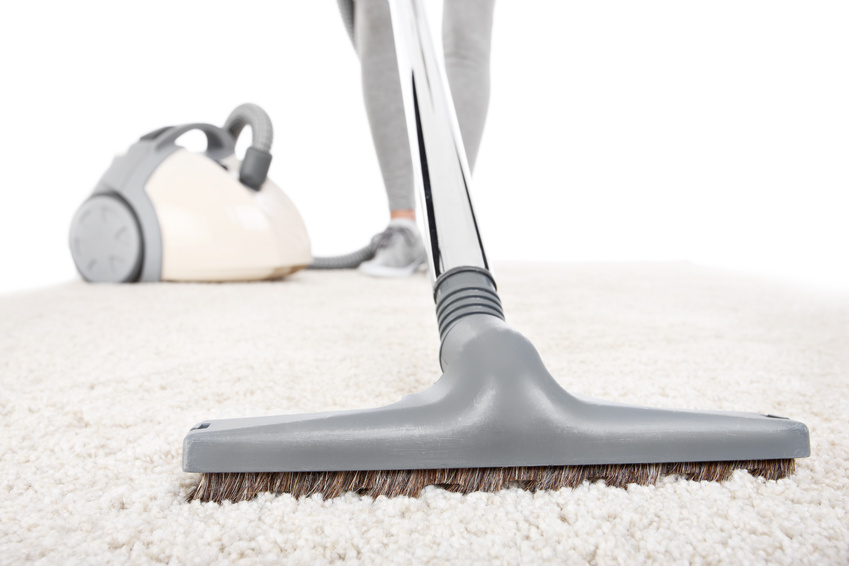 Cleaning carpet tips