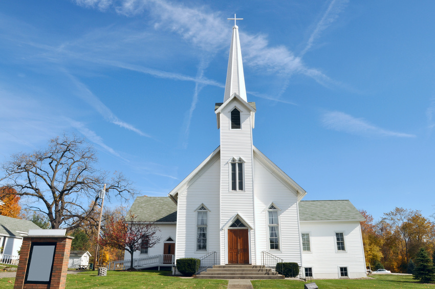 Church steeple plans