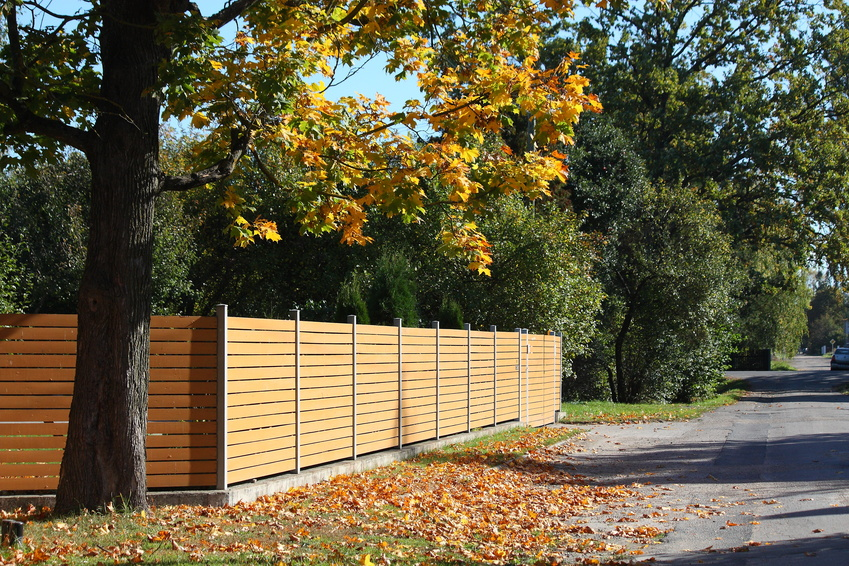 Privacy fencing reston