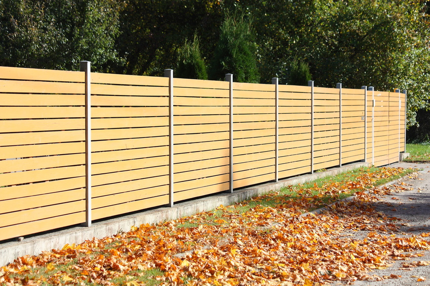 An overview of the top residential fencing types for Types of fences