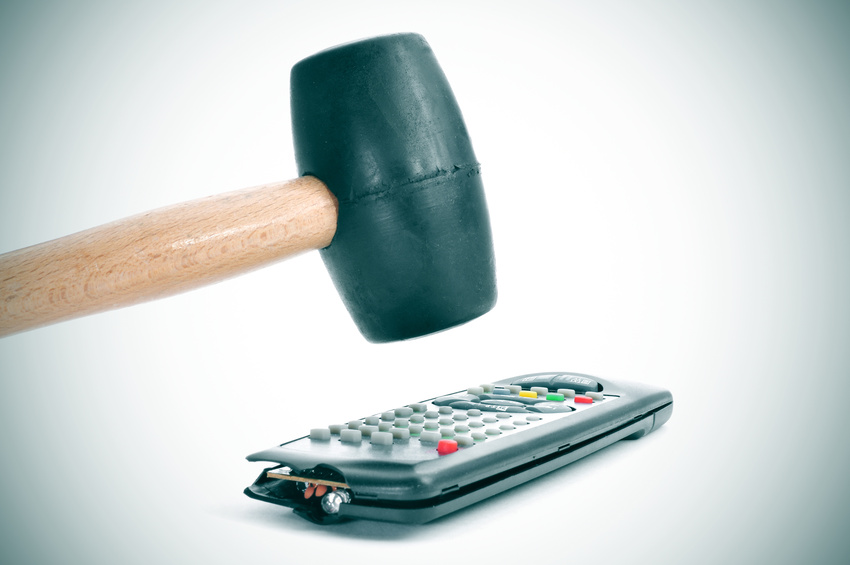 Tv remote replacement