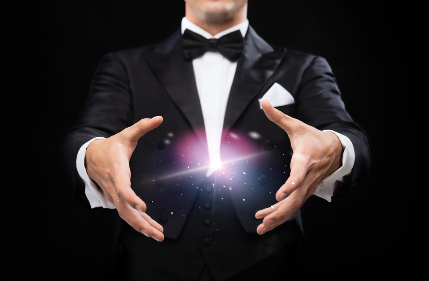 Magicians for corporate events