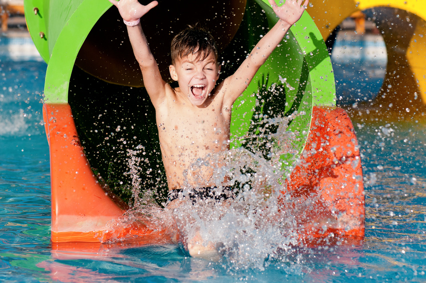 Splash parks in tulsa