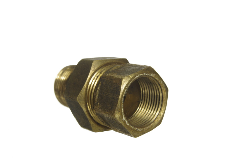 Lead free compression fittings