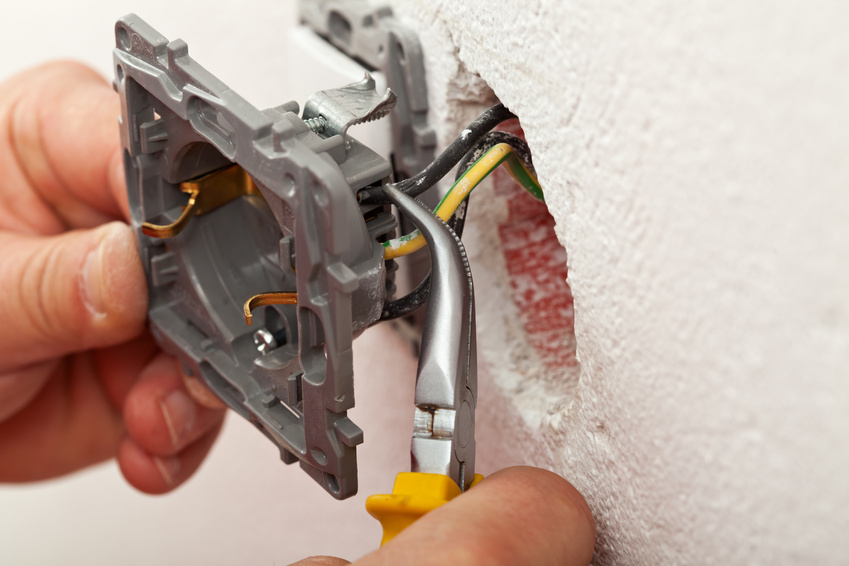 Residential electrical repairs