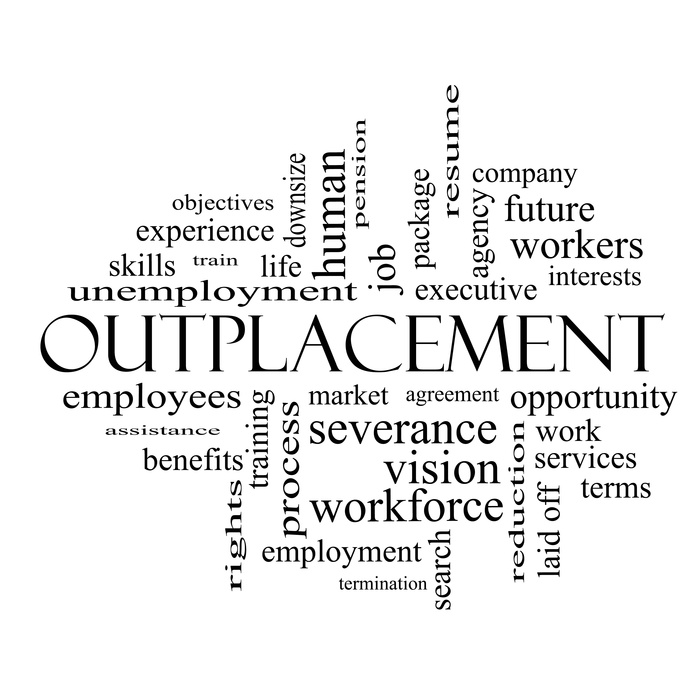 Outplacement consulting service