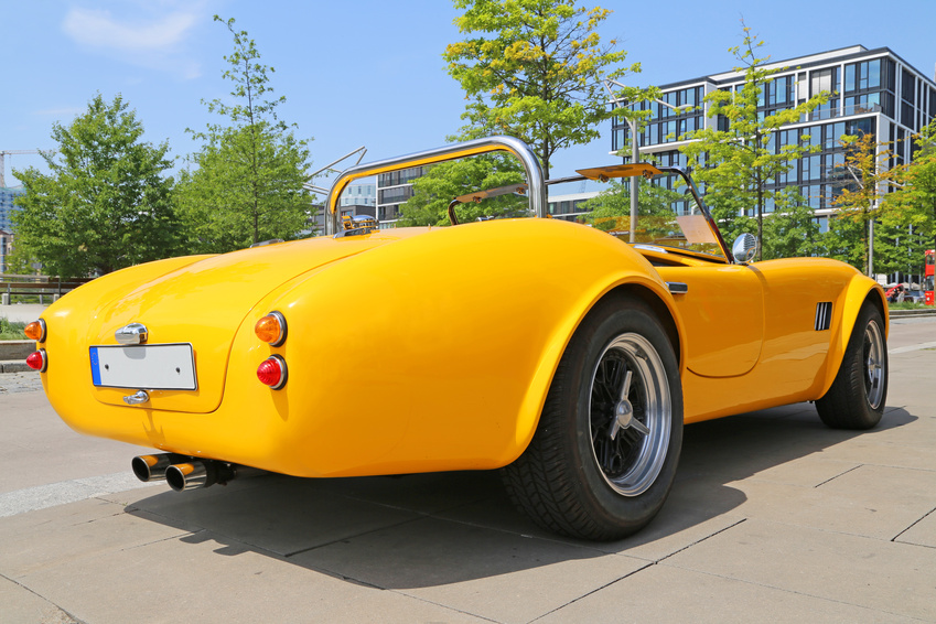 Cobra kit car manufacturers