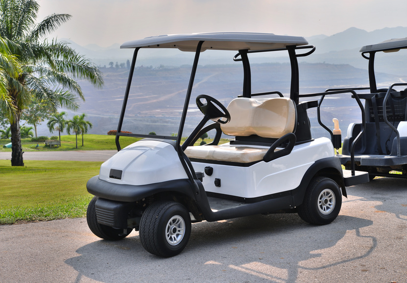 Buy a golf cart