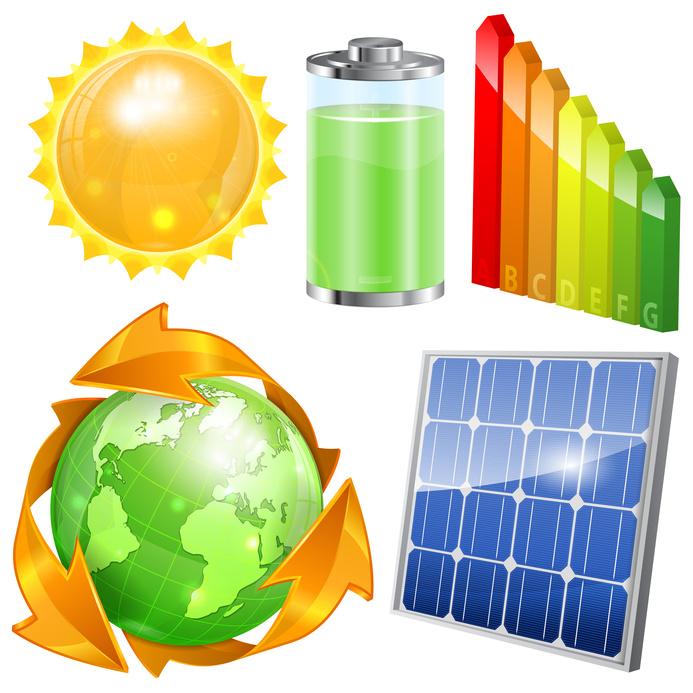 Solar energy locations