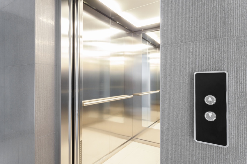 How frequently should an elevator get maintenance