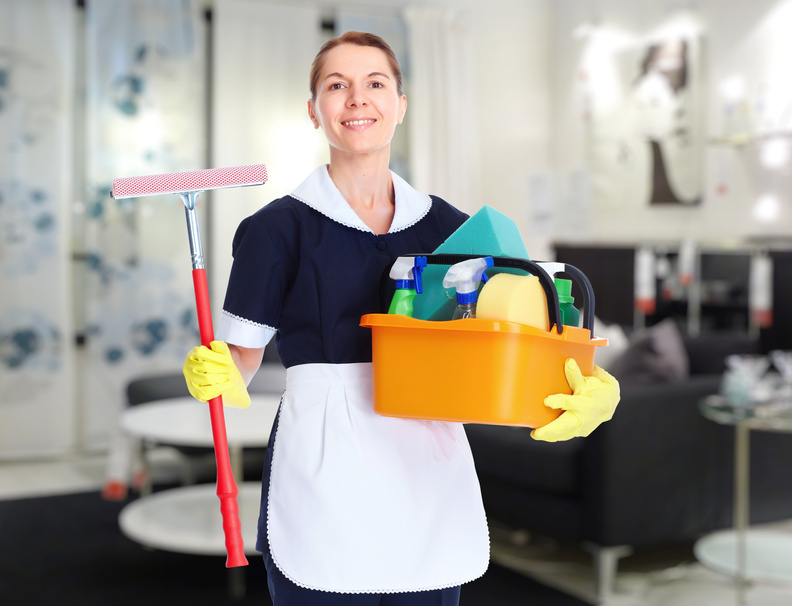 Cleaning services st petersburg fl