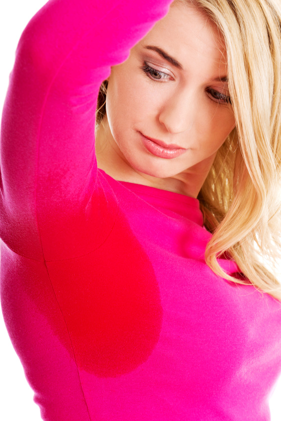 Tips to stop excessive sweating