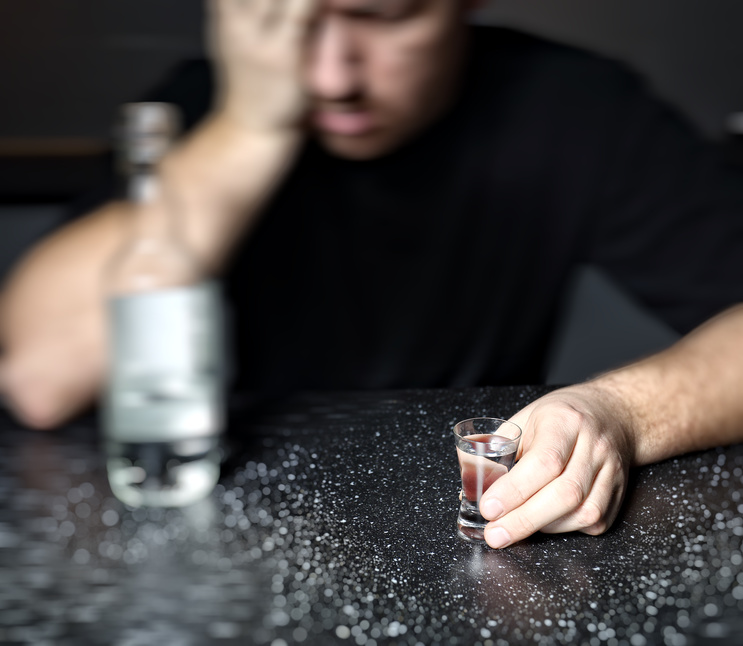 Alcohol dependency treatment