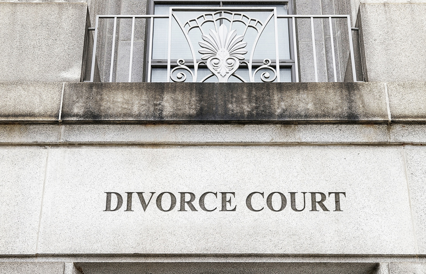 Cost of divorce lawyer
