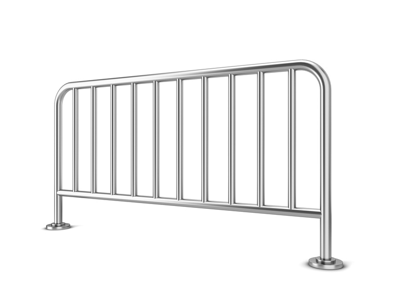Retractable rope barriers