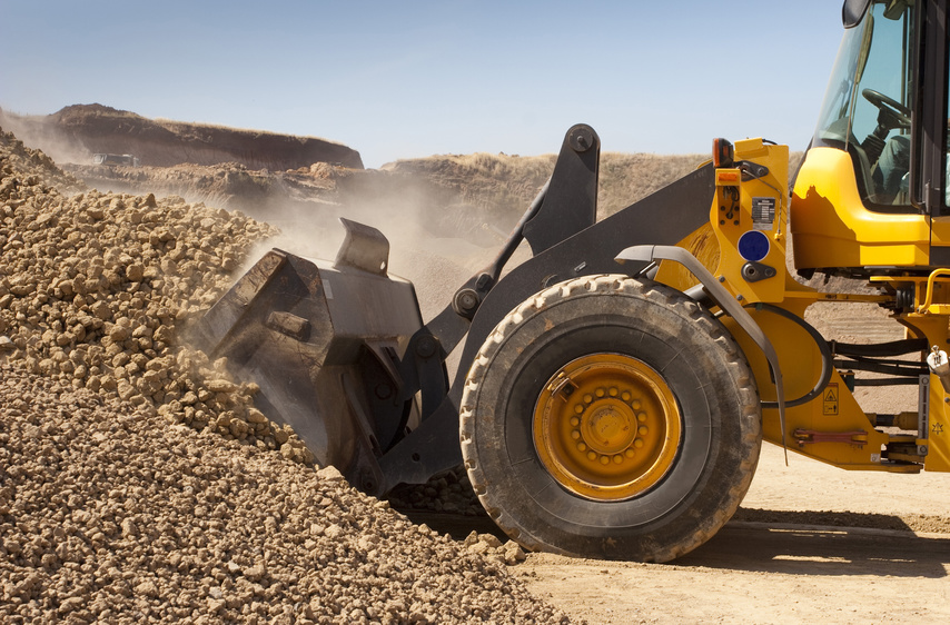 Komatsu remanufactured equipment