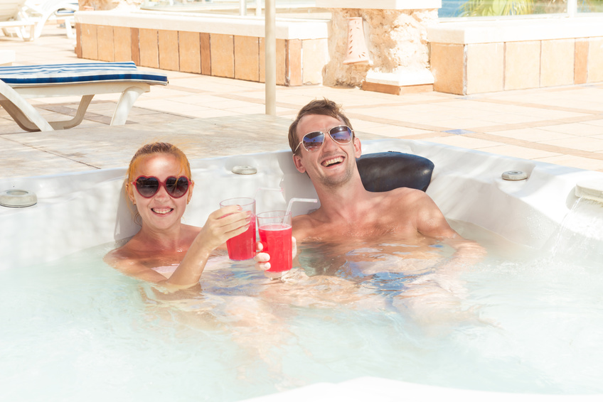 Caldera hot tubs for sale