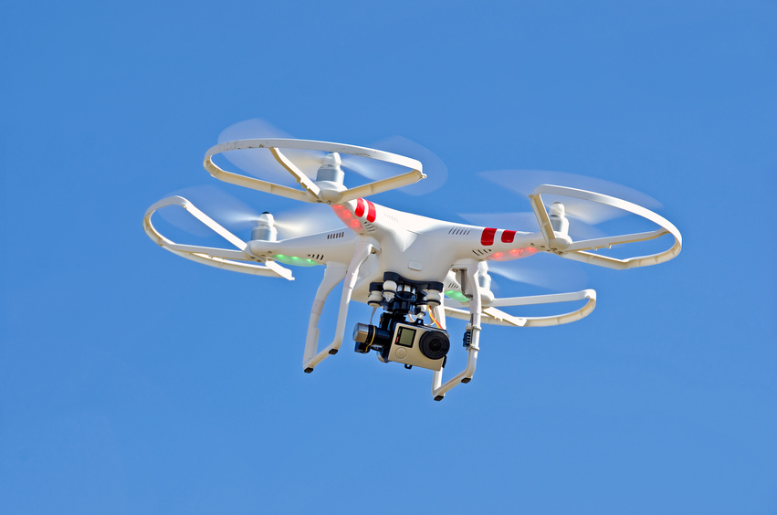 Drone repair services