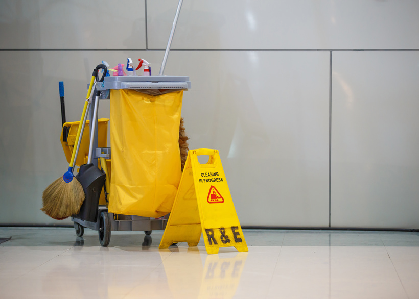Janitorial services st. paul mn