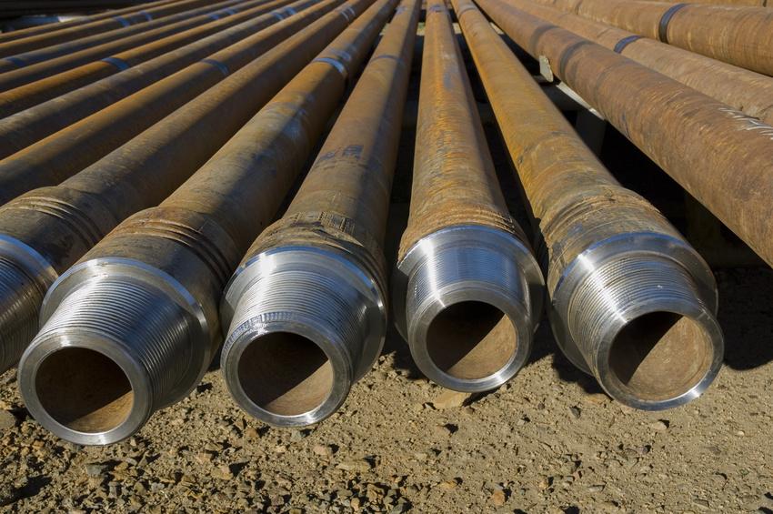 Epoxy pipe