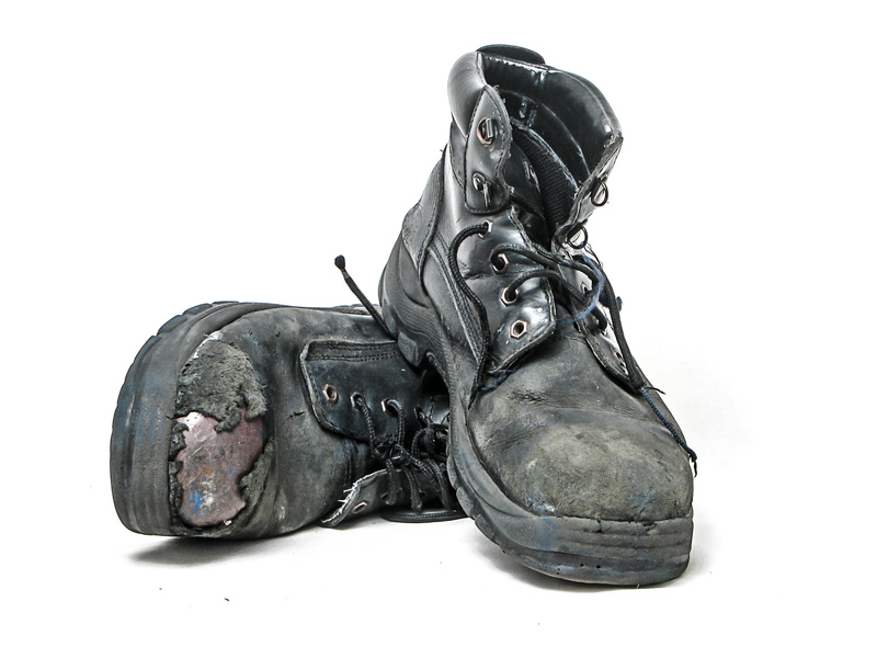 Comfortable tactical boots