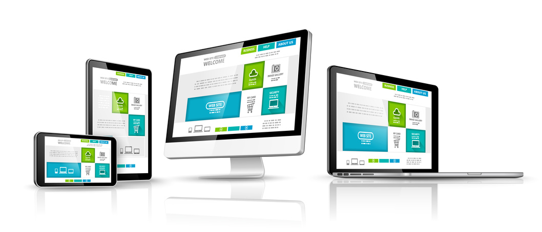 Business to business website design service