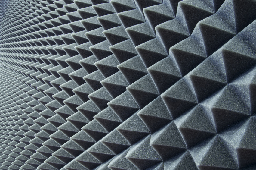 Sound isolation wall panels