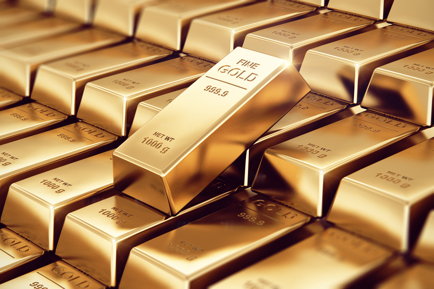 Gold bullion online