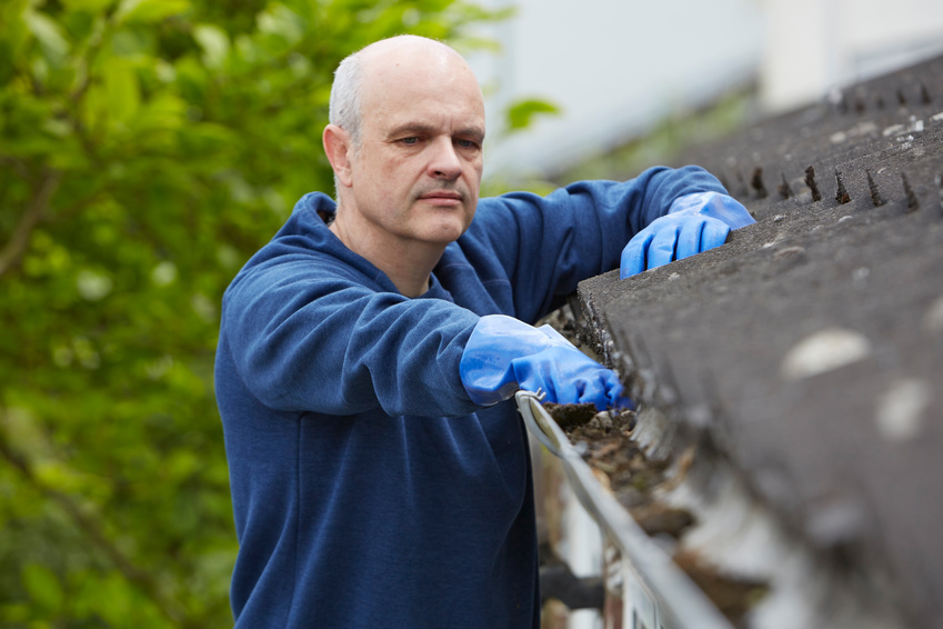 How much does it cost to get your gutters cleaned