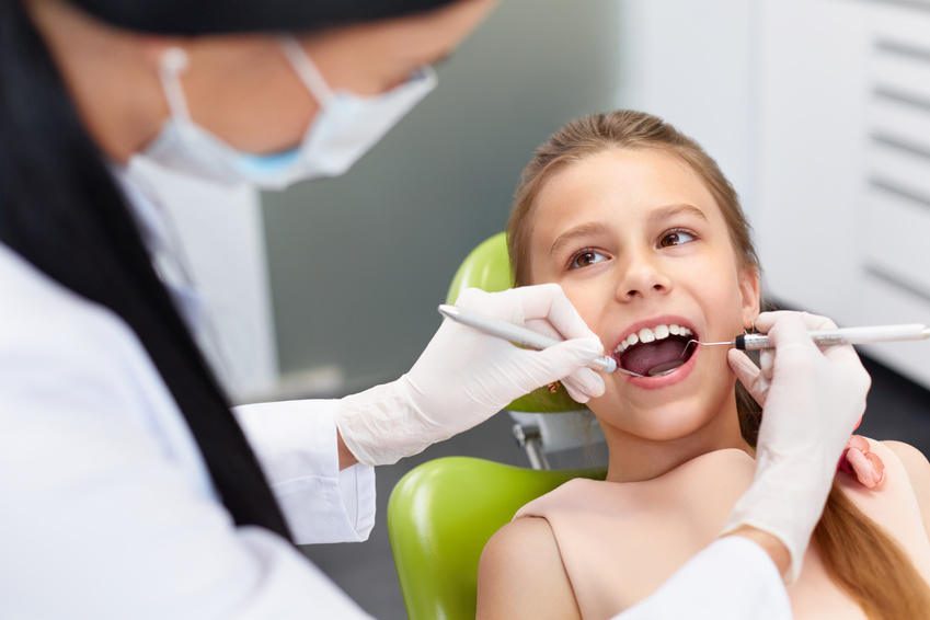 Pediatric dental care of va