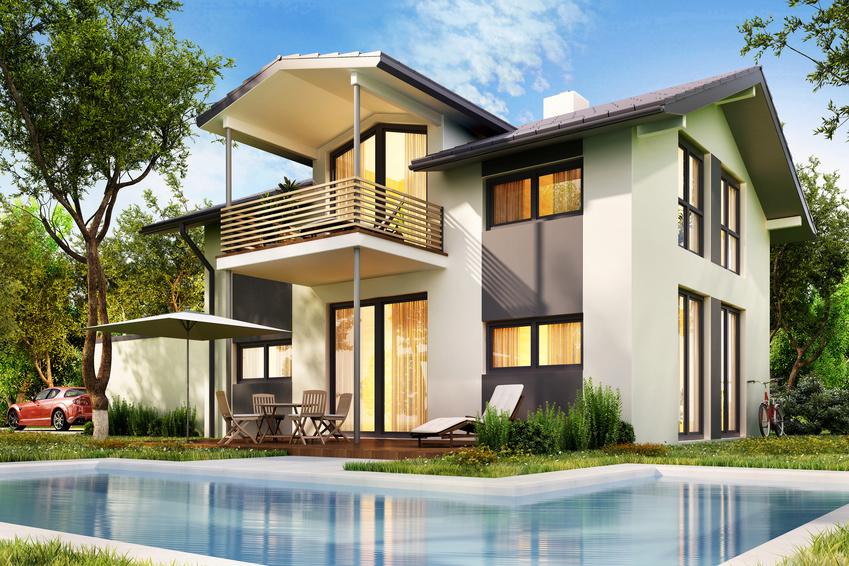 Building a dream home