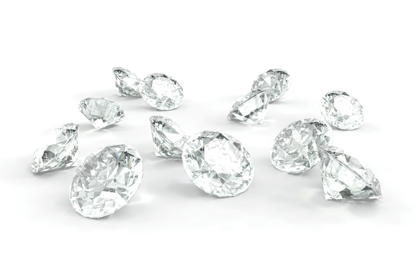 Sell diamond jewelry