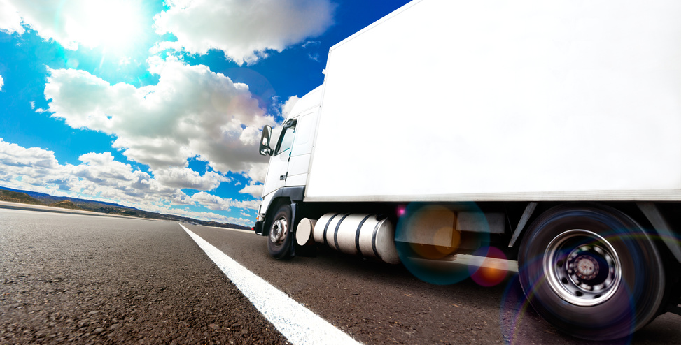 Expedited trucking transportation