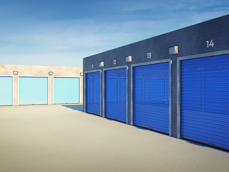 Dunwoody storage