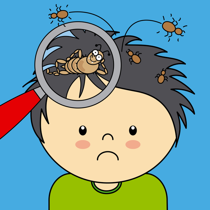 Ways to get rid of head lice