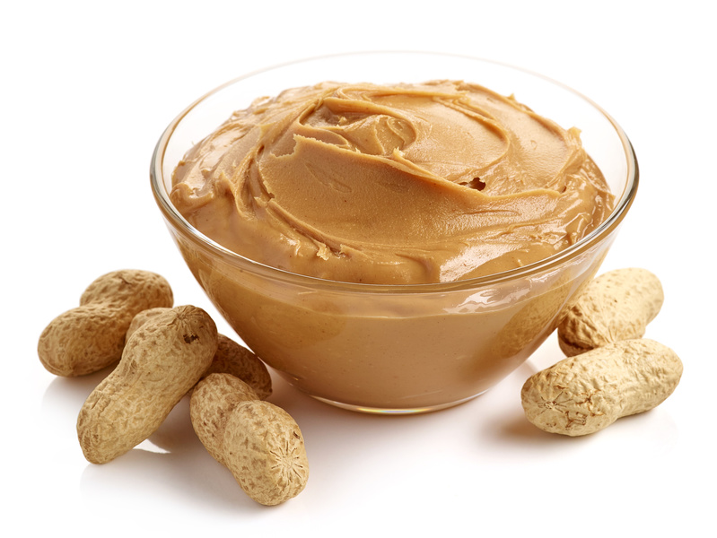 Nutritional breakdown of peanut butter