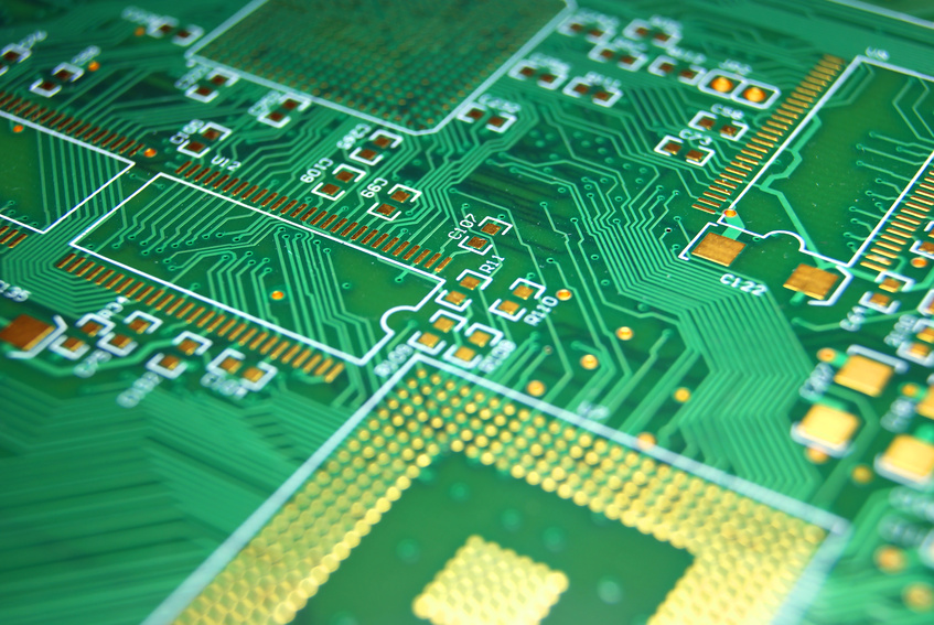 Rapid prototyping pcb
